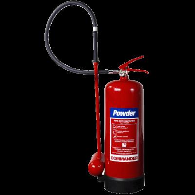 Class D Powder Extinguisher