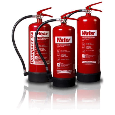 Water Fire Extinguishers